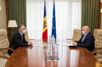 Premierul Ion Chicu, Guvern, Taraclia, satele moldovei