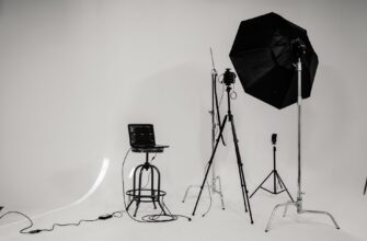 studio setting